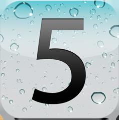 IOS5 ロゴ