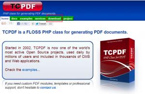 TCPDF