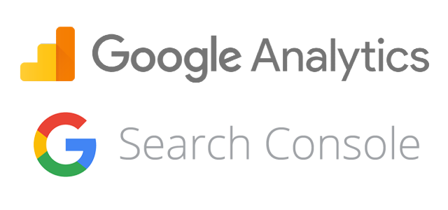 Google Analytics+Search Console