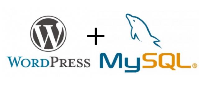 Wordpress+MySQL